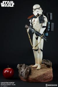 Gallery Image of Sandtrooper Premium Format™ Figure