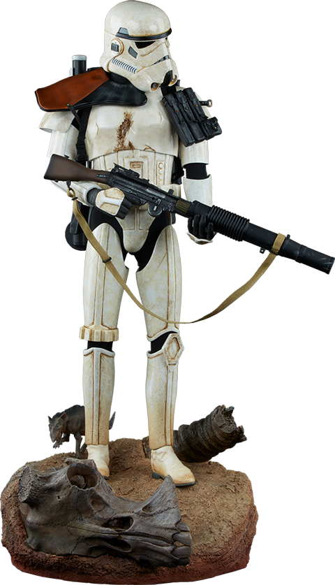 Sideshow Collectibles Sandtrooper Premium Format Figure