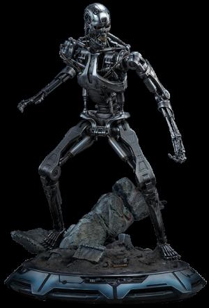 Terminator T-800 Endoskeleton Maquette