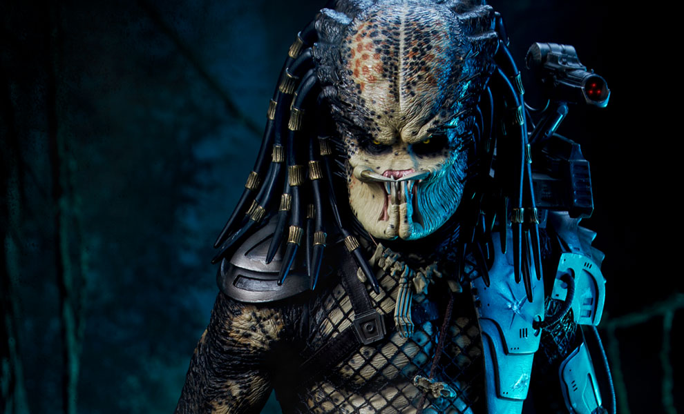 Gallery Feature Image of Predator Jungle Hunter Maquette - Click to open image gallery
