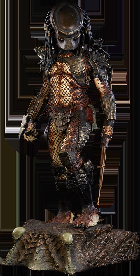 Sideshow Collectibles Predator 2 Maquette