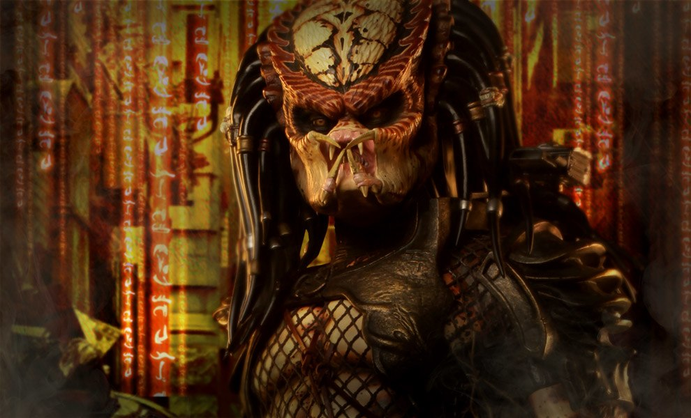 Gallery Feature Image of Predator 2 Maquette - Click to open image gallery