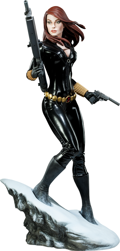 Sideshow Collectibles Black Widow - Natasha Romanova Premium Format Figure