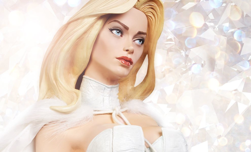 Gallery Feature Image of Emma Frost Hellfire Club Premium Format™ Figure - Click to open image gallery