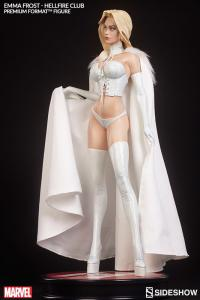 Gallery Image of Emma Frost Hellfire Club Premium Format™ Figure