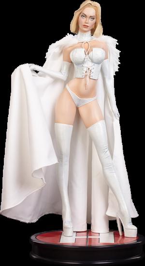 Emma Frost Hellfire Club Premium Format Figure