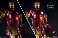 Gallery Image of Iron Man Mark III Maquette