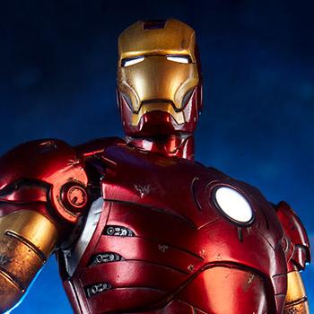 Iron Man Mark III Marvel Maquette