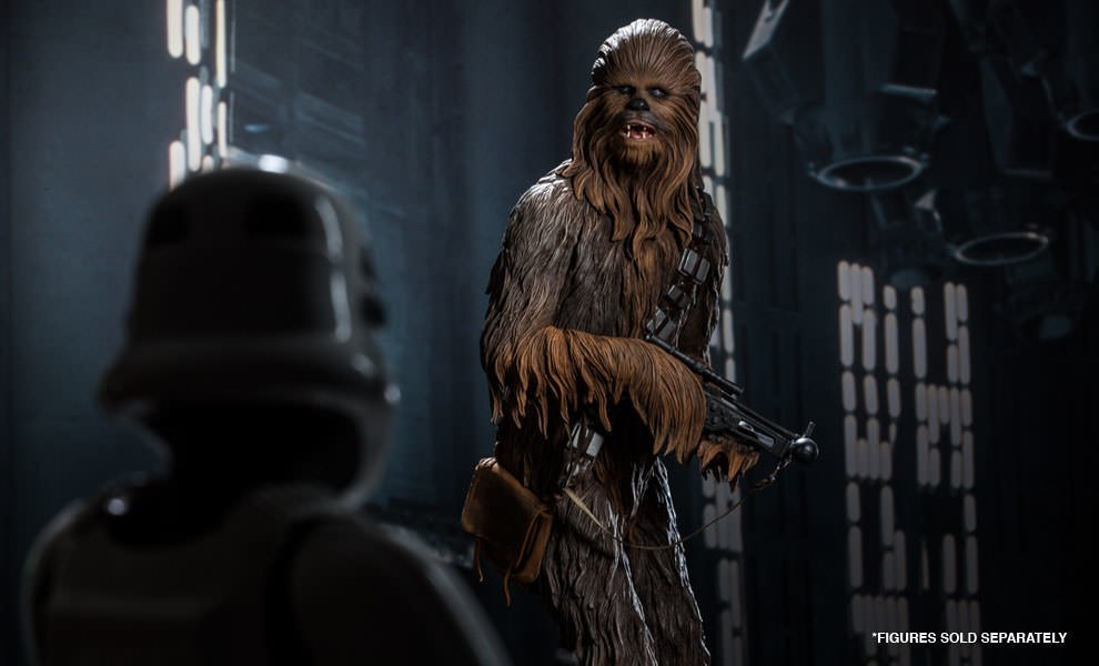 Gallery Feature Image of Chewbacca Premium Format™ Figure - Click to open image gallery