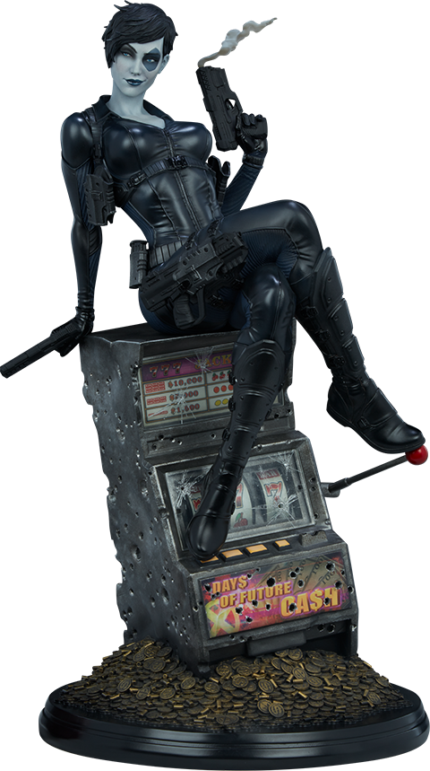 Sideshow Collectibles Domino Premium Format Figure