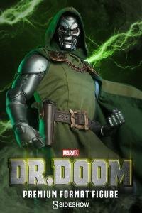 Gallery Image of Dr. Doom  Premium Format™ Figure