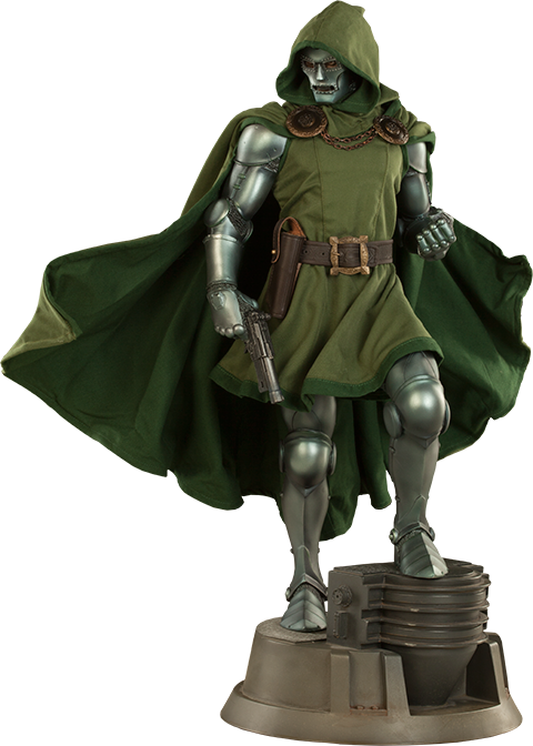 Sideshow Collectibles Dr. Doom  Premium Format™ Figure