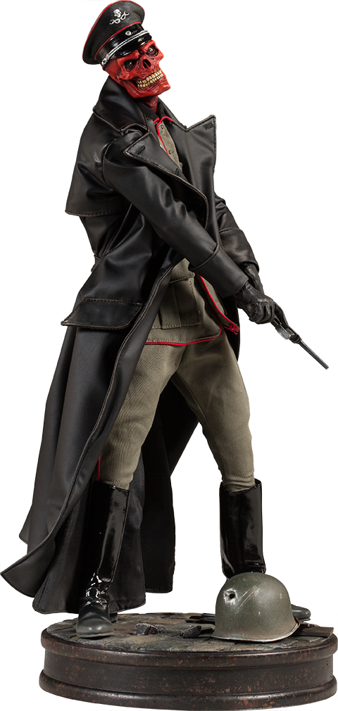 Sideshow Collectibles Red Skull Premium Format™ Figure