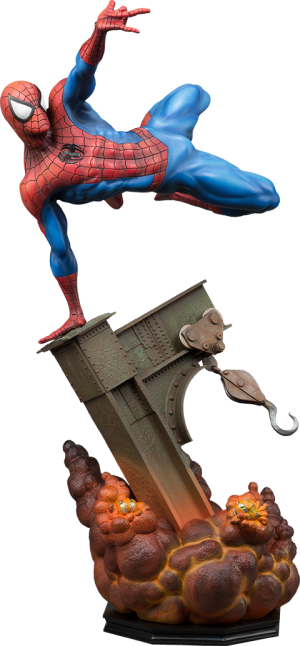 The Amazing Spider-Man Premium Format™ Figure