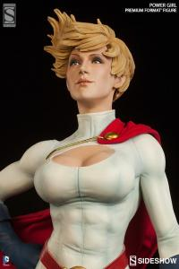 Gallery Image of Power Girl Premium Format™ Figure