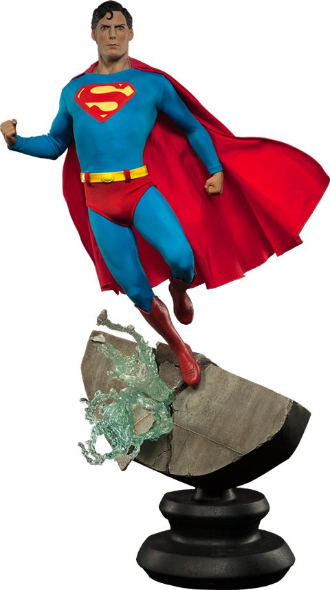 Sideshow Collectibles Superman Premium Format Figure