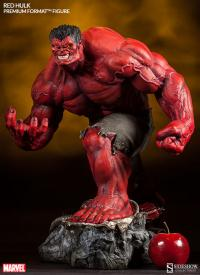 Gallery Image of Red Hulk Premium Format™ Figure