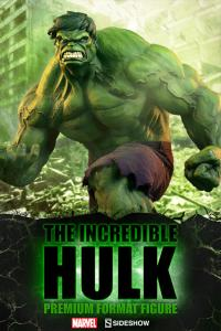 Gallery Image of The Incredible Hulk Premium Format™ Figure