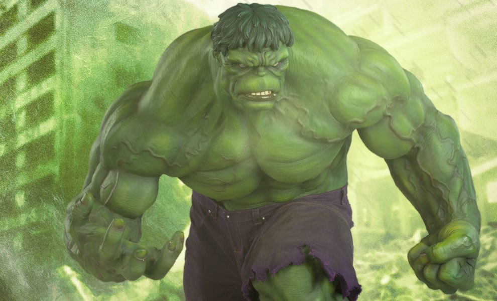Gallery Feature Image of The Incredible Hulk Premium Format™ Figure - Click to open image gallery