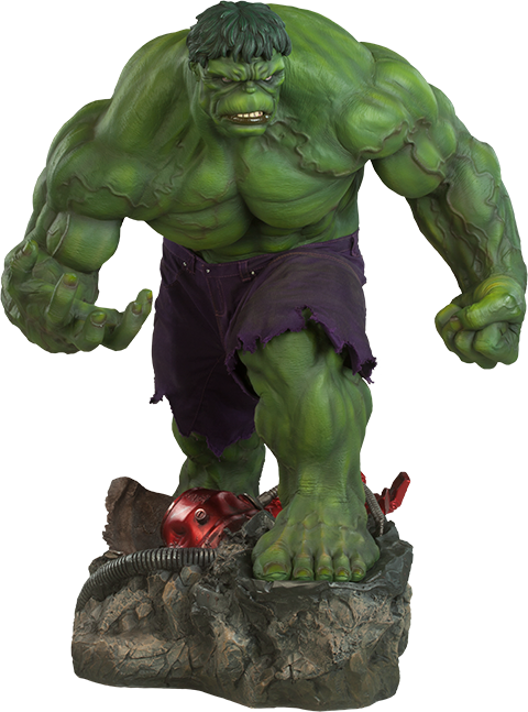 Sideshow Collectibles The Incredible Hulk Premium Format Figure