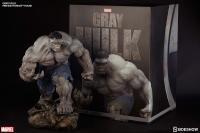 Gallery Image of Gray Hulk Premium Format™ Figure