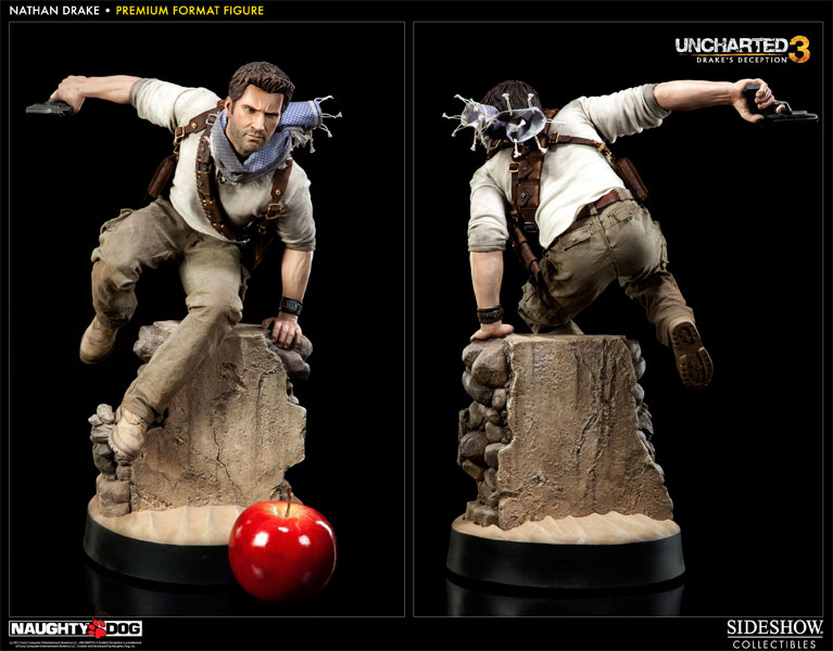 Uncharted Nathan Drake Premium Format Figure By Sideshow