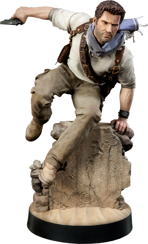 Sideshow Collectibles Nathan Drake Premium Format Figure