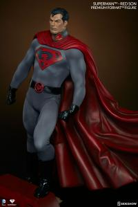 Gallery Image of Superman - Red Son Premium Format™ Figure