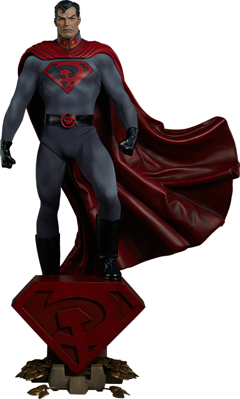 Sideshow Collectibles Superman - Red Son Premium Format Figure