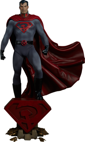 Superman - Red Son Premium Format Figure