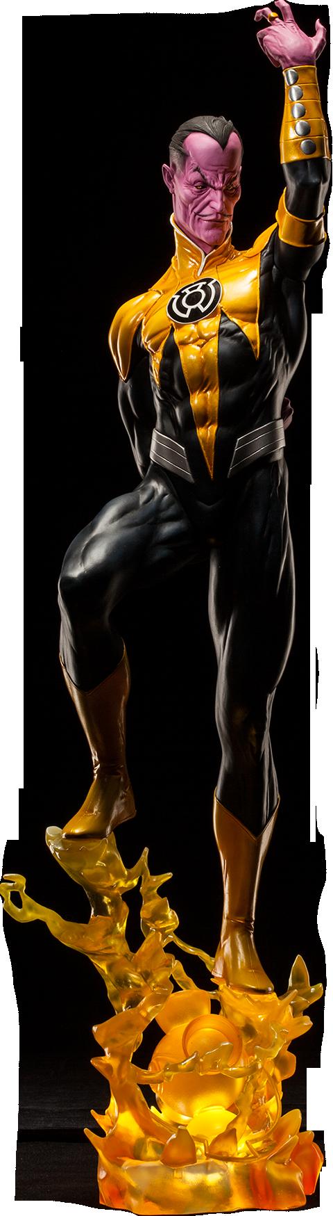 Sideshow Collectibles Sinestro Premium Format™ Figure