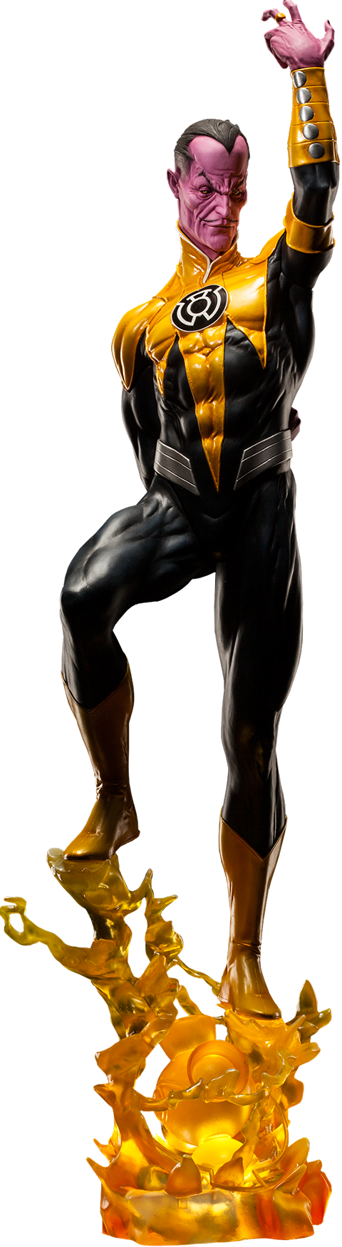 Sideshow Collectibles Sinestro Premium Format Figure