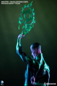 Gallery Image of Sinestro - Green Lantern Corps Premium Format™ Figure