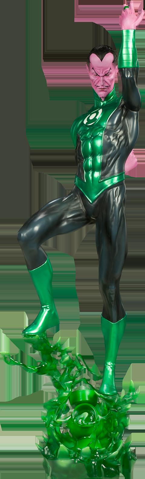 Sideshow Collectibles Sinestro - Green Lantern Corps Premium Format Figure
