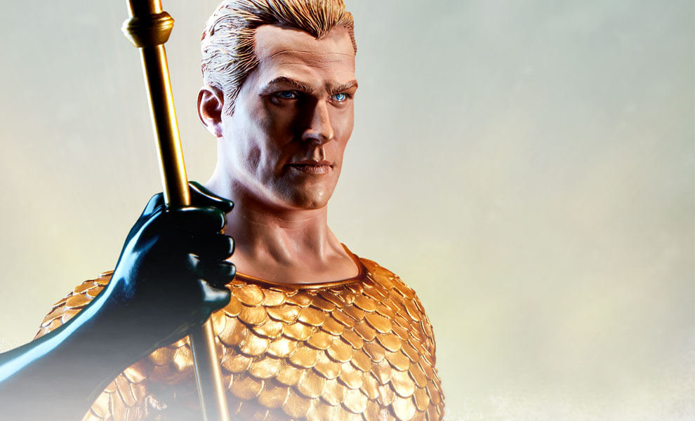 Gallery Feature Image of Aquaman Premium Format™ Figure - Click to open image gallery