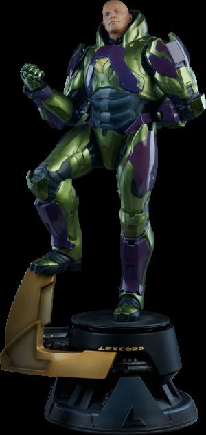 Lex Luthor - Power Suit Premium Format Figure