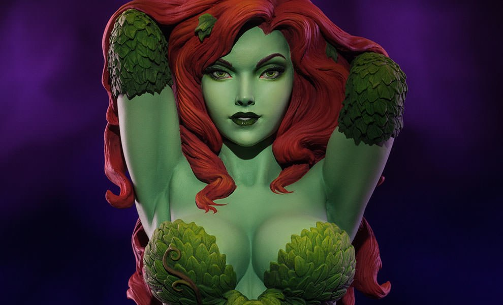 Gallery Feature Image of Poison Ivy Premium Format™ Figure - Click to open image gallery