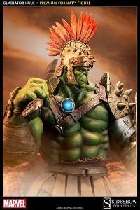 Gallery Image of Gladiator Hulk Premium Format™ Figure