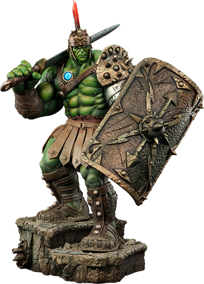 Sideshow Collectibles Gladiator Hulk Premium Format™ Figure