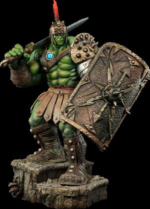 Gladiator Hulk Premium Format™ Figure