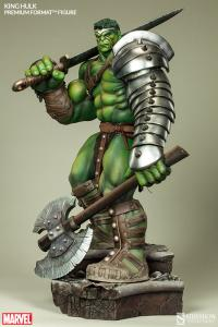 Gallery Image of King Hulk Premium Format™ Figure