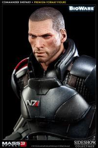 Gallery Image of Commander Shepard Premium Format™ Figure