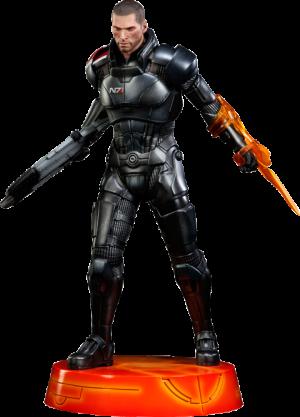 Commander Shepard Premium Format Figure