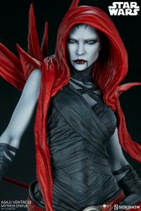 Gallery Image of Asajj Ventress™ Mythos Statue