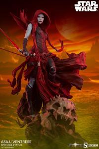 Gallery Image of Asajj Ventress™ Mythos Statue