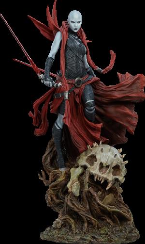 Asajj Ventress™ Mythos Statue