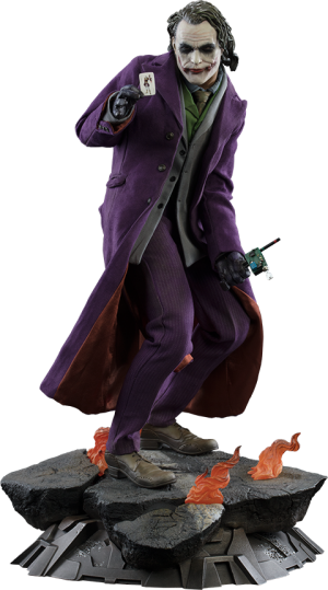 The Joker The Dark Knight Premium Format Figure