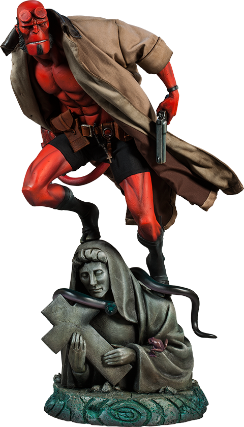 Sideshow Collectibles Hellboy Premium Format Figure