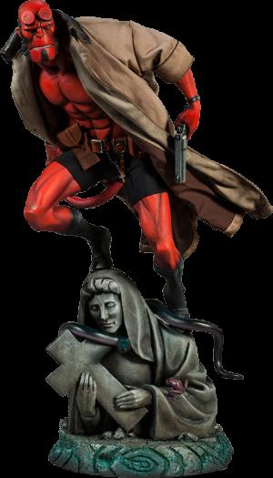 Hellboy Premium Format Figure
