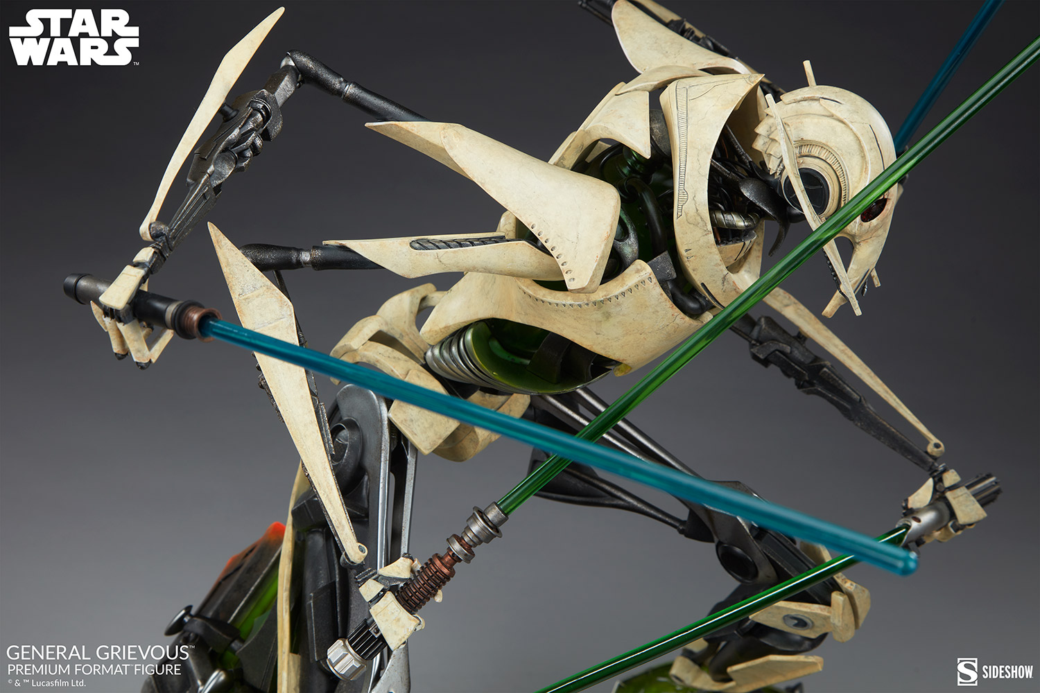 Star Wars: Revenge of the Sith : General Grievous Premium Format Figure General-grievous_star-wars_gallery_6155e684f19ae